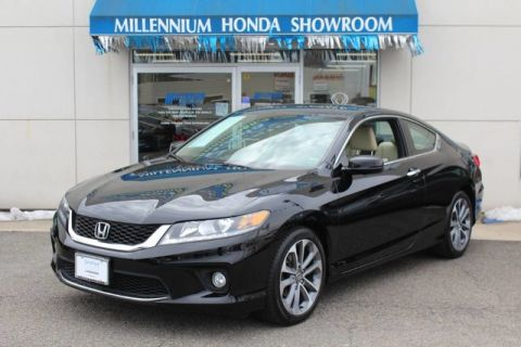 Certified Used Honda Accord Coupe 2dr V6 Auto EX-L