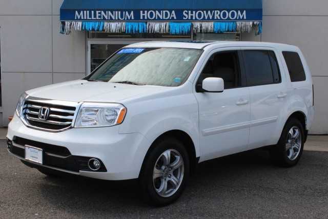 Certified pre owned 2013 honda pilot 4wd 4dr ex l suv in for Certified pre owned honda pilot 2016