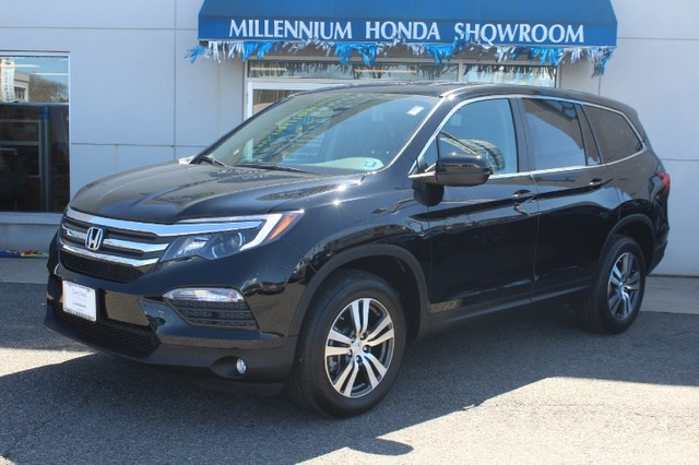 certified pre owned 2016 honda pilot awd 4dr ex l suv in