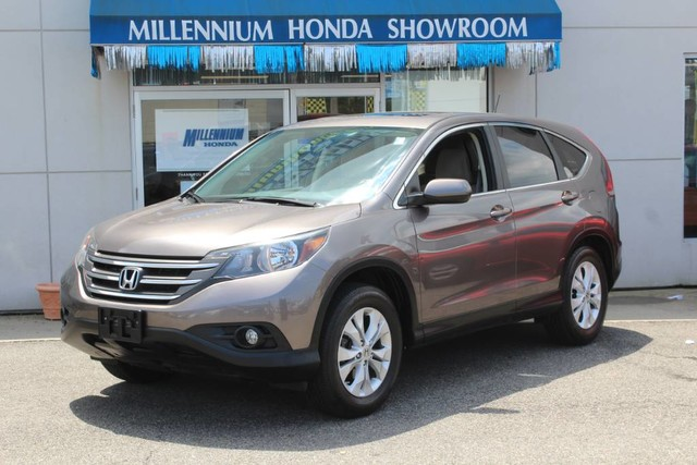 Certified pre owned 2012 honda cr v 4wd 5dr ex suv in for Pre certified honda